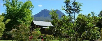 Tuckeroo Cottage Romatic Getaway Scenic Rim Accommodation